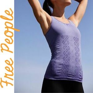 NWT Free People FP Movement Venus Racer Back Tank